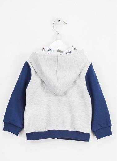 Locopop Sweatshirt Gri